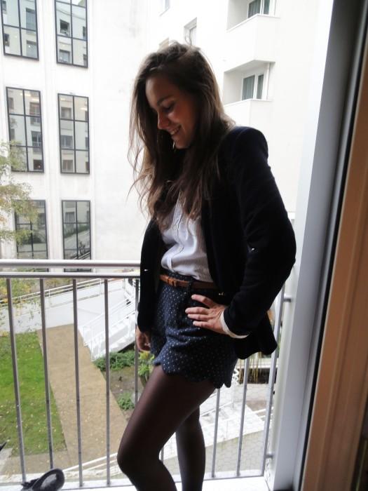 short mademoiselle R La redoute