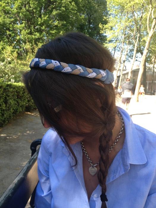 headband adelie